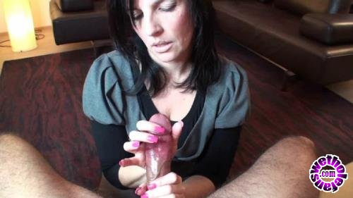 Clips4Sale - KLIXEN - K handjob by Klixen (HD/720p/1.6 GB)