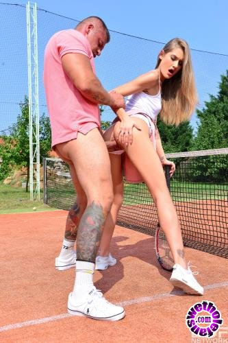 DDFNetwork - Tiffany Tatum - She Goes For Penis Instead of Tennis (2019/FullHD/1080p/1.5GB)