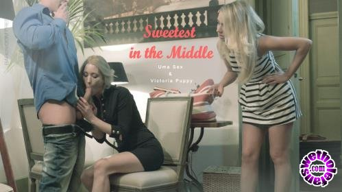 Babes - Uma Sex, Victoria Puppy - Sweetest in the middle (FullHD/1080p/1.07 GB)