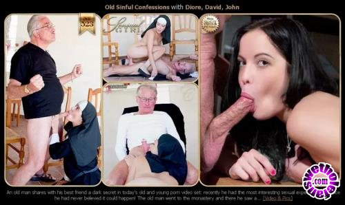 Oldje - Diore - Old Sinful Confessions (FullHD/1080p/974 MB)