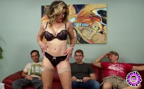 Clips4sale - Cory Chase - Cory Chase in My Three Sons (HD/720p/1.26 GB)