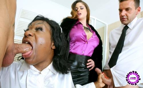 SinDrive - Josy Black and Cathy Heaven - MAD BUTLER AND CFNM CHEF BATTLE BIG TIT BITCHES WITH DP AND A2M (FullHD/1080p/2.36 GB)