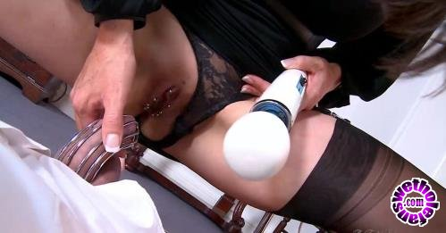 Clips4Sale - Various Actris - Forced Orgasm In His Cock Cage (FullHD/1080p/273 MB)