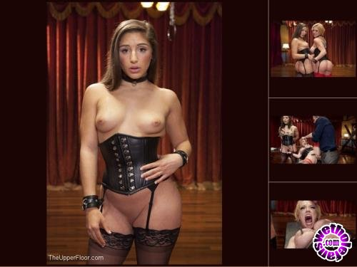 TheUpperFloor/Kink - Darling And Abella Danger - A Higher Protocol: The Anal Bondage Slave and the Nineteen Year Old Petitioner (HD/720p/1.63 GB)