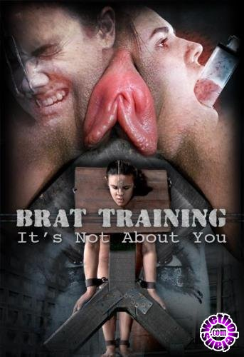 InfernalRestraints - Penny Barber - Brat Training: Its Not About You (HD/720p/1.15 GB)