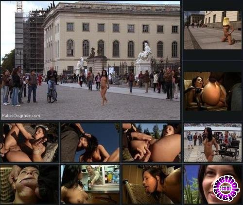 PublicDisgrace/Kink - Amabella - Ride the Pony (HD/720p/1.20 GB)